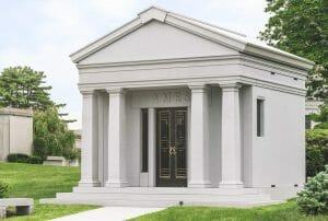 Ames - Mausoleum