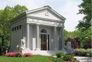 Hudson Mausoleum