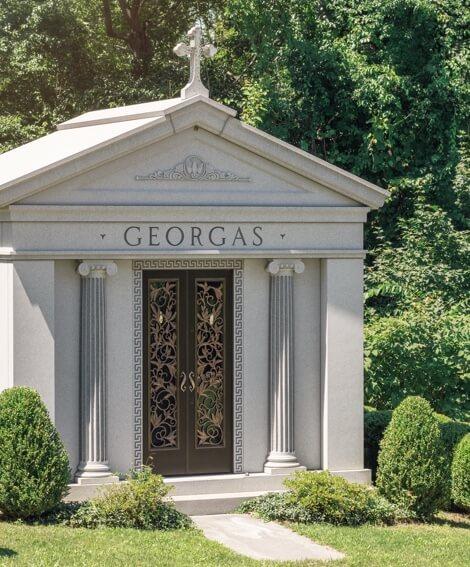 Andy Hebert's Mausoleum Project