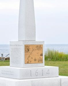 The 1614 Monument