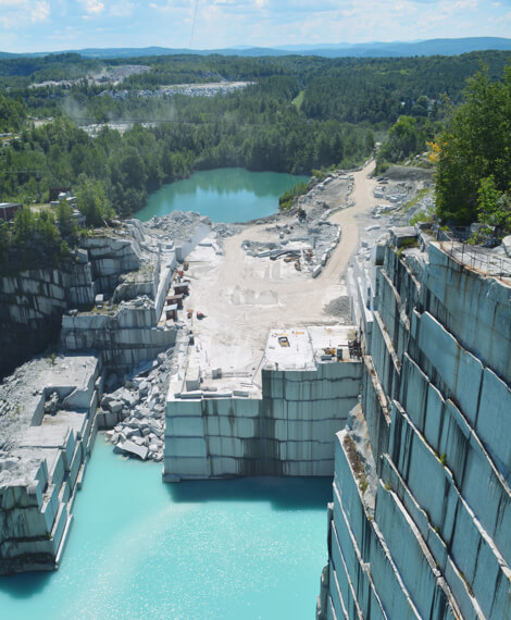 Tourism - Guided Quarry Tour