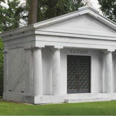 Marble Mausoleum