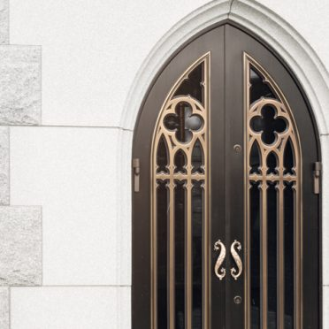 Bilotta Mausoleum entry