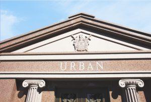 Urban Mausoleum close-up