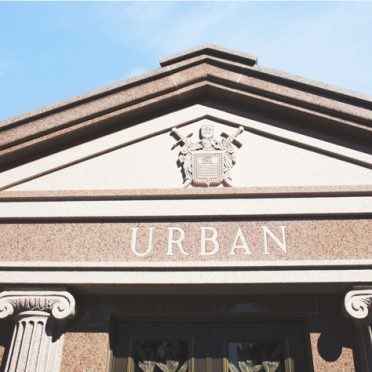 Urban Mausoleum close-up
