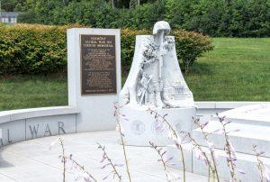 Global War on Terror Memorial - Detail