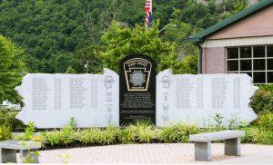 Pennsylvania State Police Trooper Memorial