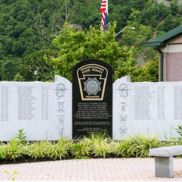 Pennsylvania State Police Trooper Memorial