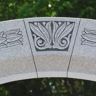 Columbarium detail