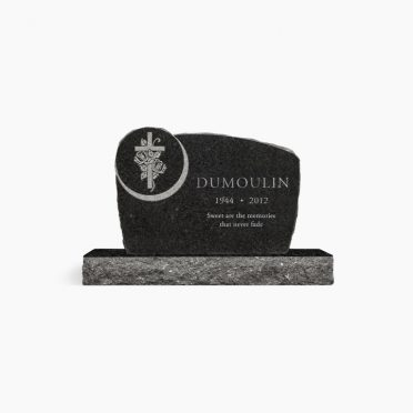 Cambrian Black cemetery monument - Dumoulin