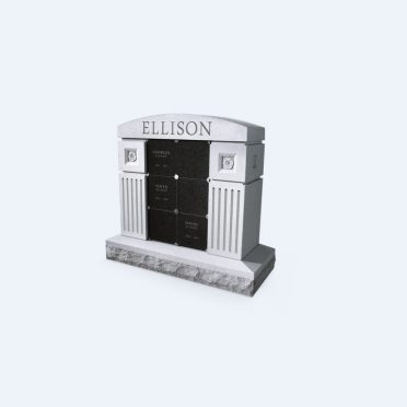Cremation monument - Ellison