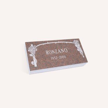 Marker monument - ronzano