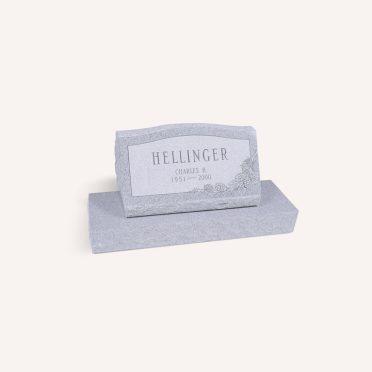 Slant monument - Helinger